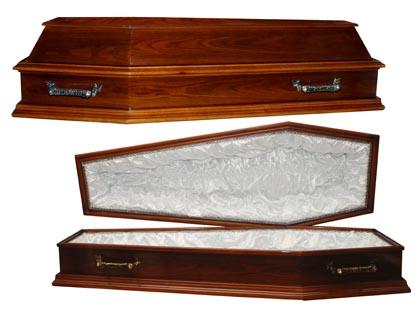 Гроб 1. Шестригранный орех