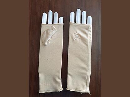Перчатки для усопших