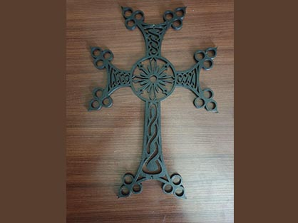 Крест  18
